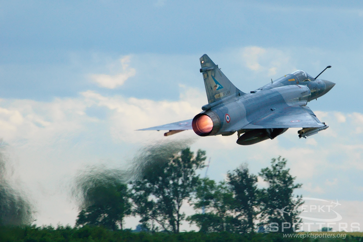 52 - Dassault Mirage 2000 -5 (France - Air Force) / Malbork - Malbork Poland [EPMB/]