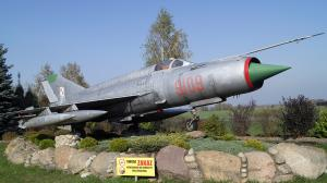 9109/Mikoyan Gurevich/MiG-21MF Fishbed J/Poland - Air Force/Other location/Suszno/Poland//