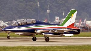 MM54538/Aermacchi/MB-339PAN/Italy - Air Force/Leos Janacek Airport/Ostrava/Czech Republic/LKMT/OSR