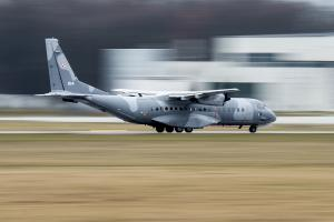 014/CASA/C-295M/Poland - Air Force/Balice/Krakow/Poland/EPKK/KRK